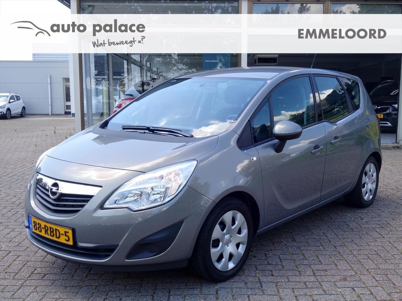 Opel Meriva 1.4 ecotec 100pk edition airconditioning cruisecontrol trekhaak