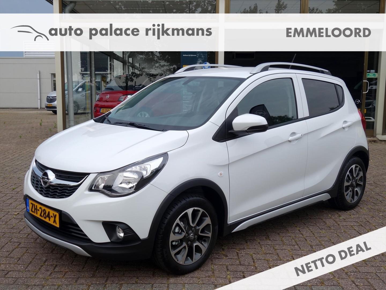 Opel Karl 1.0l 75pk rocks online edition airco apple carplay lm-velgen