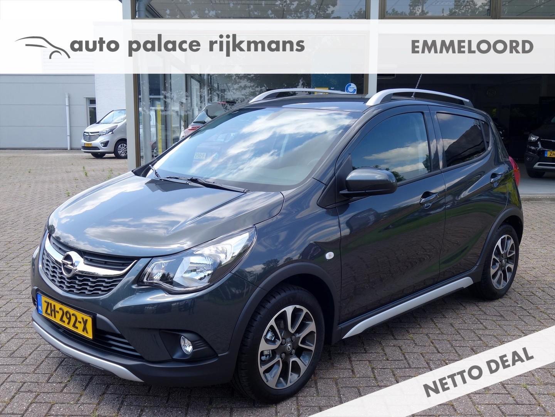 Opel Karl 1.0l 75pk rocks online edition airconditioning applecarplay lmv