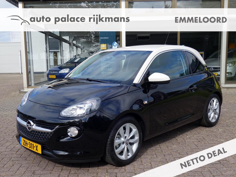 Opel Adam 1.0 turbo 90pk adam blitz airco navigatie parkpilot cruisecontr