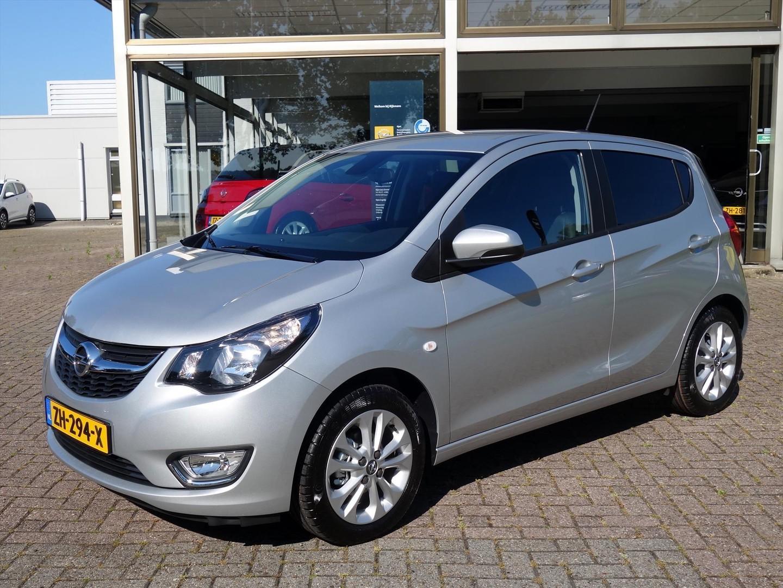 Opel Karl 1.0 75pk innovation navigatie ecc winterpakket parkpilot lmv