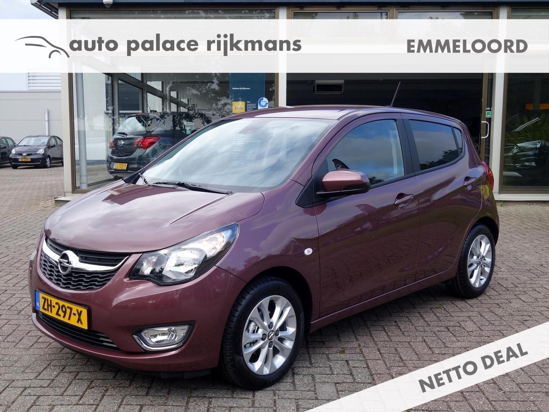 Opel Karl 1.0 75pk innovation ecc navi parkpilot winterpakket lm-velgen