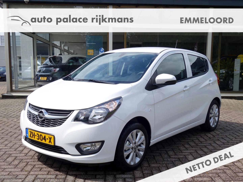 Opel Karl 1.0 75pk 120 jaar edition+ airco cruisecontrol parkpilot lmv