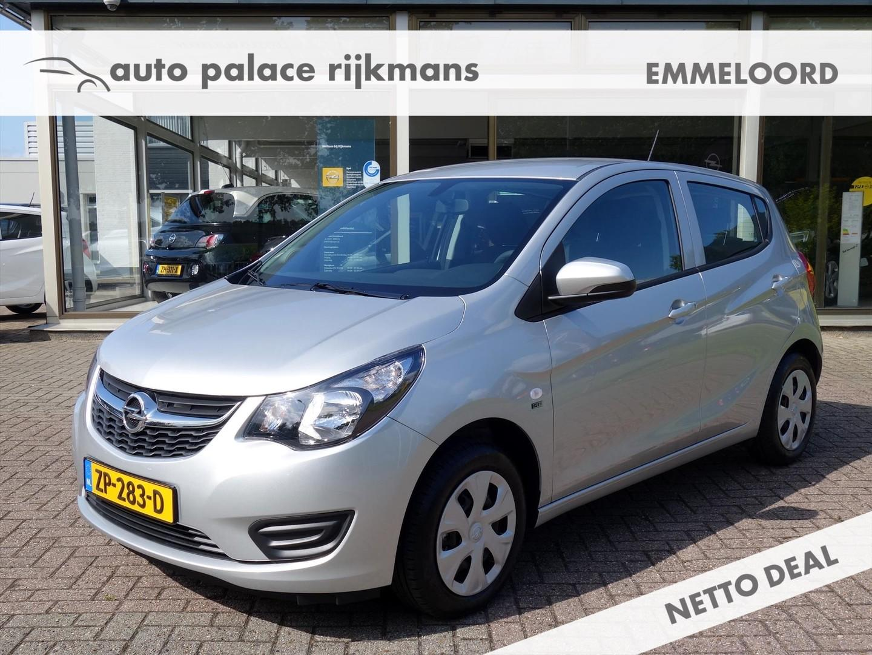 Opel Karl 120 jaar edition 1.0 75 pk - 5drs - airco - cruise - zuinig