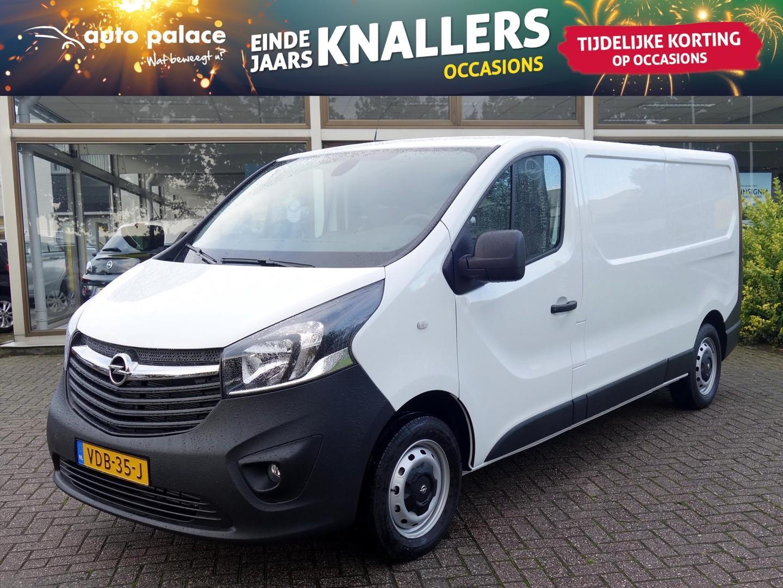 Opel Vivaro Gesl bestelw. 1.6 cdti 95pk l2h1 edition navi airco parkpilot