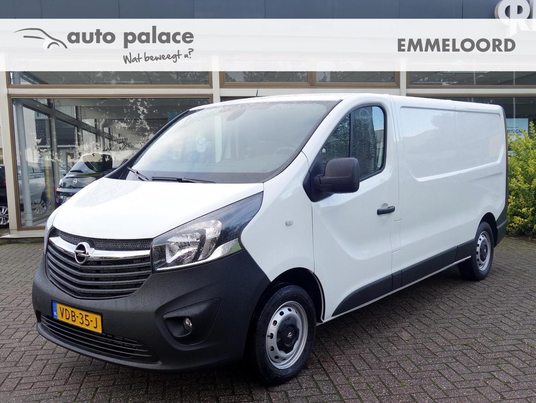 Opel Vivaro Gesl bestelw. 1.6 cdti 95pk l2h1 edition navi camera airco parkpilot mistlampen