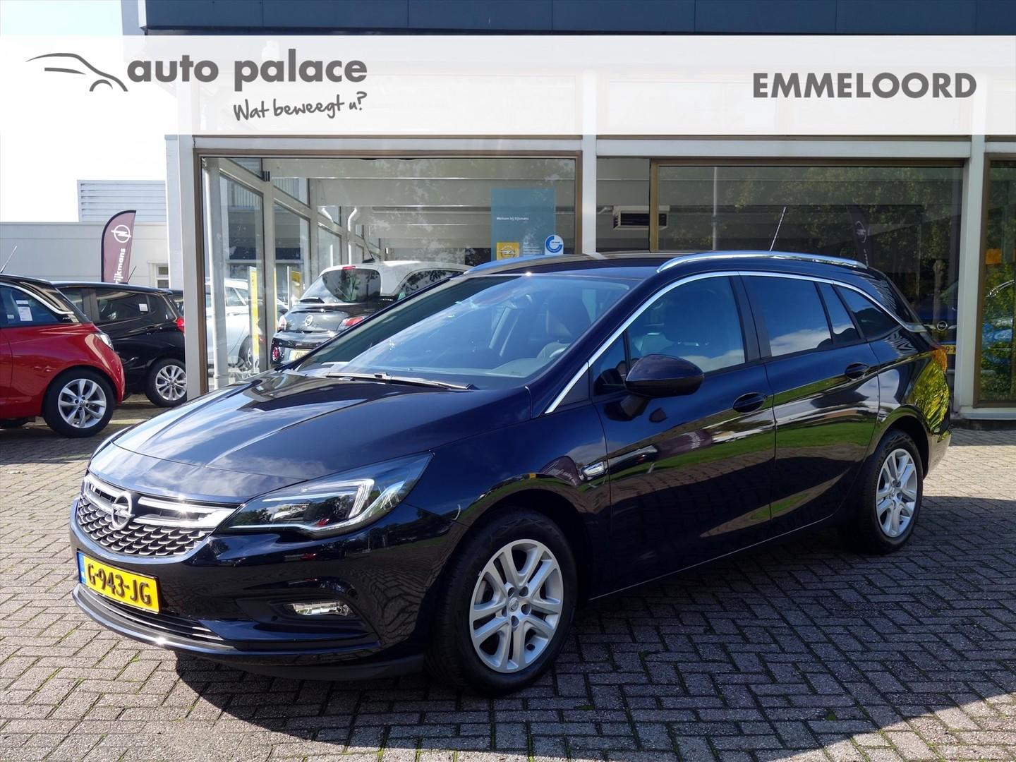 Opel Astra Sports tourer 1.0 turbo 105pk online edition+ pakket ecc applecar play cruise