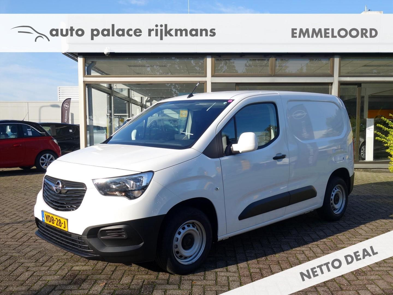 Opel Combo Cargo new gb 1.6 diesel 75pk l1h1 edition+pakket navi parkpilot cruise