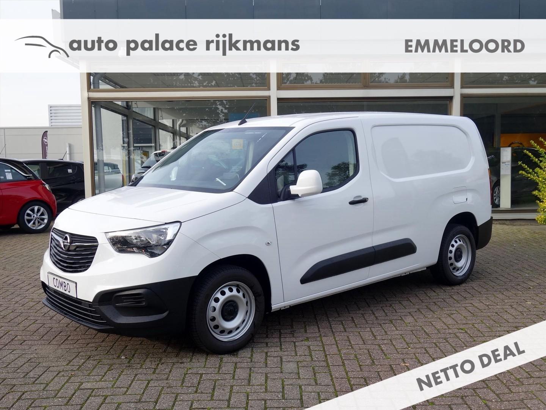 Opel Combo Cargo new gb 1.6 100pk l2h1 verhoogd laadv. edition airco navi cruisecontr