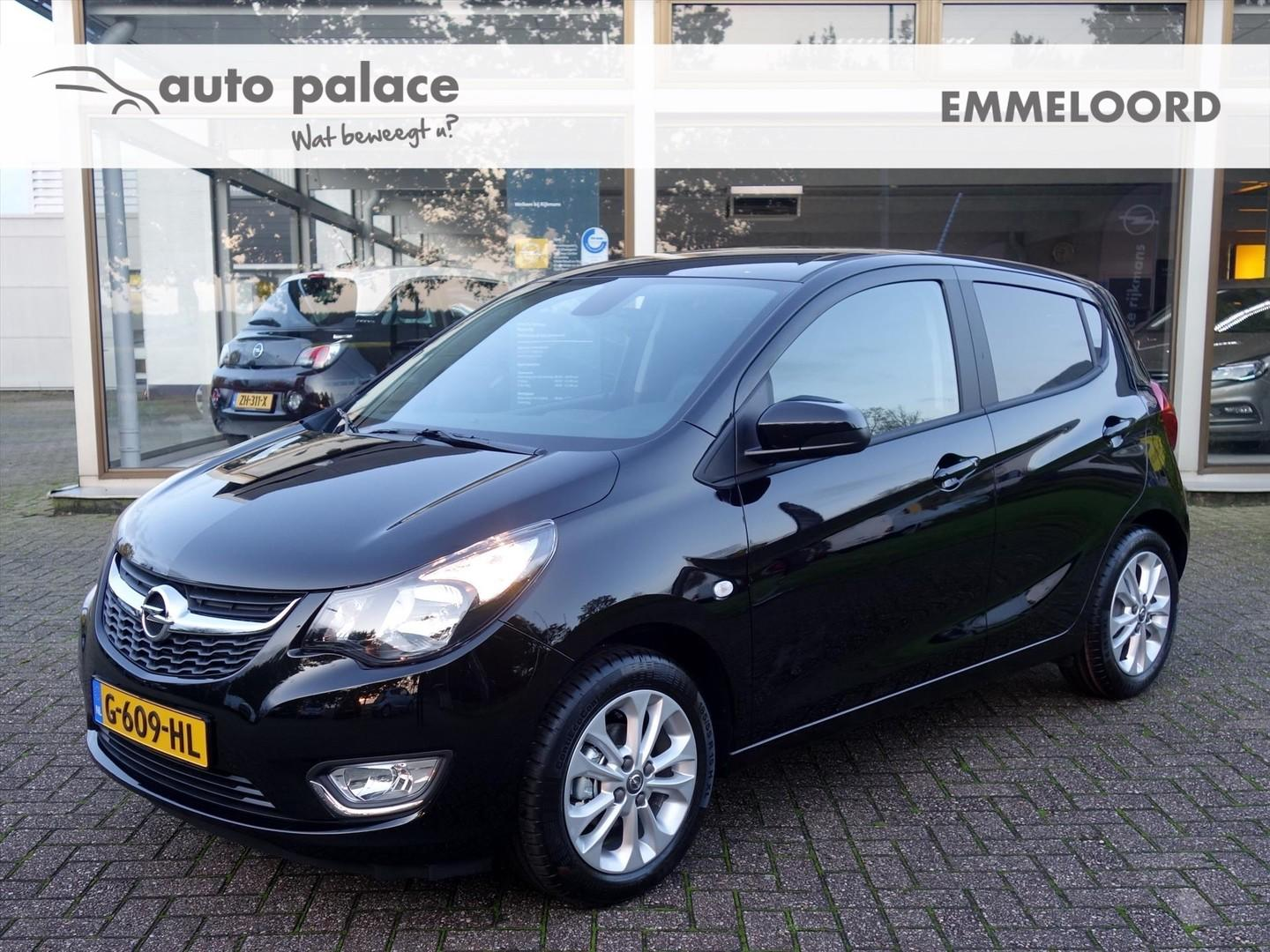 Opel Karl 1.0 75pk innovation ecc navi winterpakket parkpilot cruise lmv