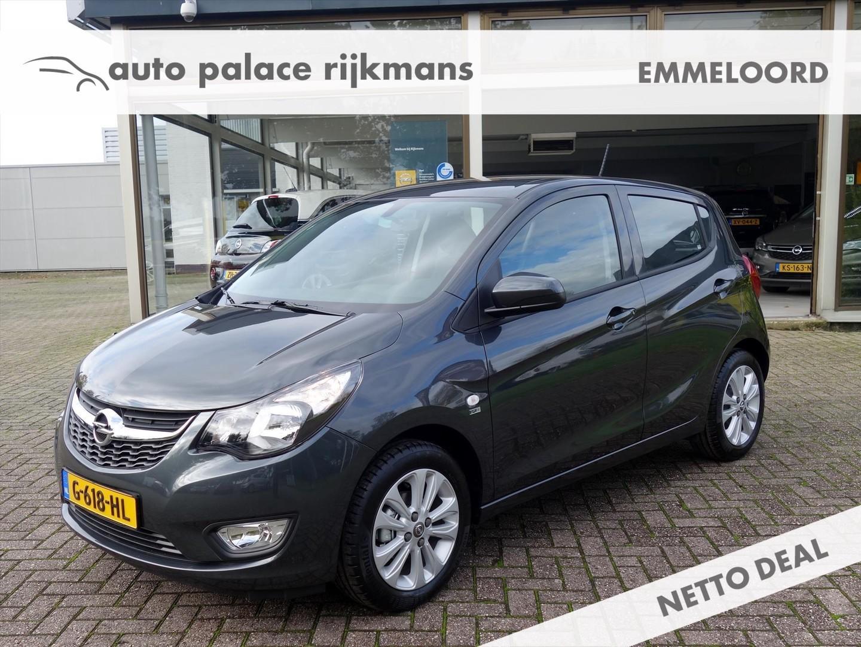 Opel Karl 1.0 75pk 120 jaar edition+ airco parkpilot cruise lm-velgen