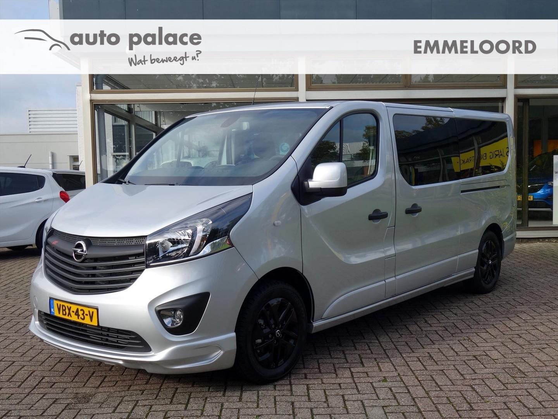 Opel Vivaro Dub.cabine 1.6 cdti biturbo 145pk irmscher gt ecc navi full.options