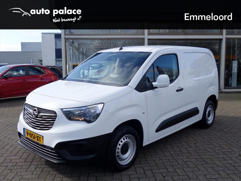 Opel Combo Cargo new gb 1.6 diesel 75pk l1h1 edition airconditioning parkpilot navi-pro apple carplay cruisecontrol schuifdeur