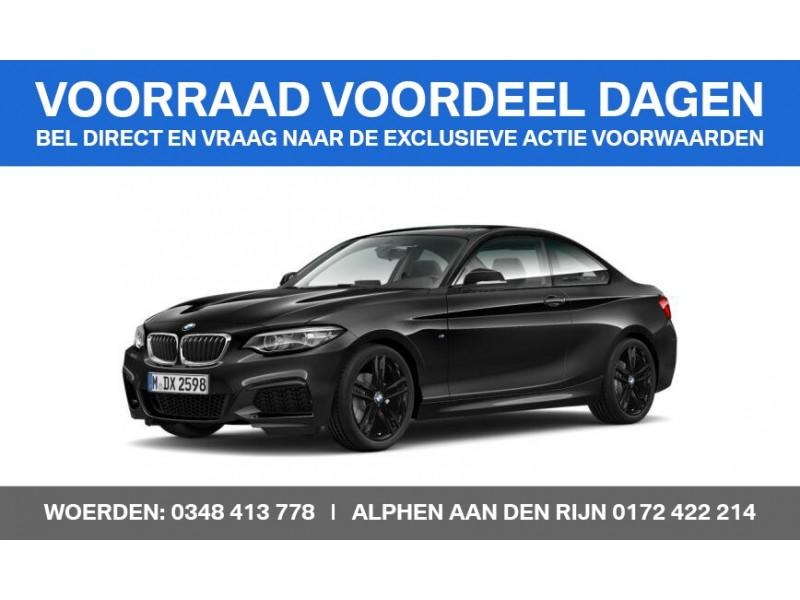 Bmw 2-serie coupé 218i executive m sportpakket - normale prijs: € 47.839,-