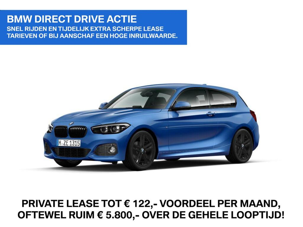 Bmw 1 serie 3-deurs 118i executive edition m sport shadow