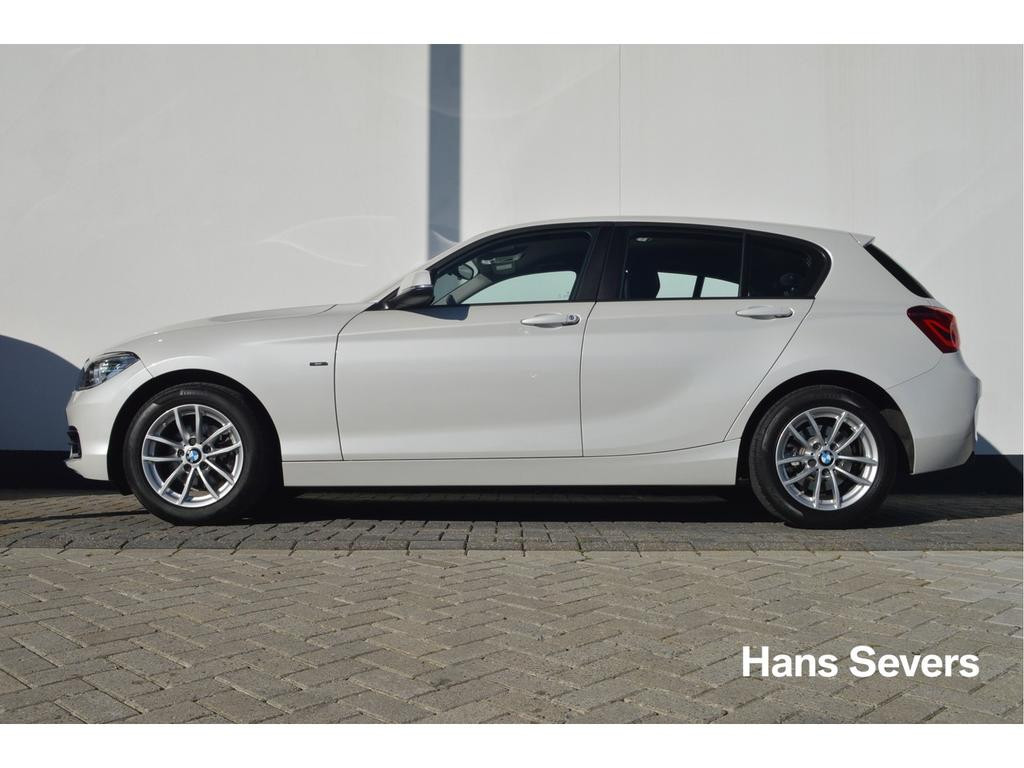 Bmw 1 serie 5-deurs 118d executive sport line