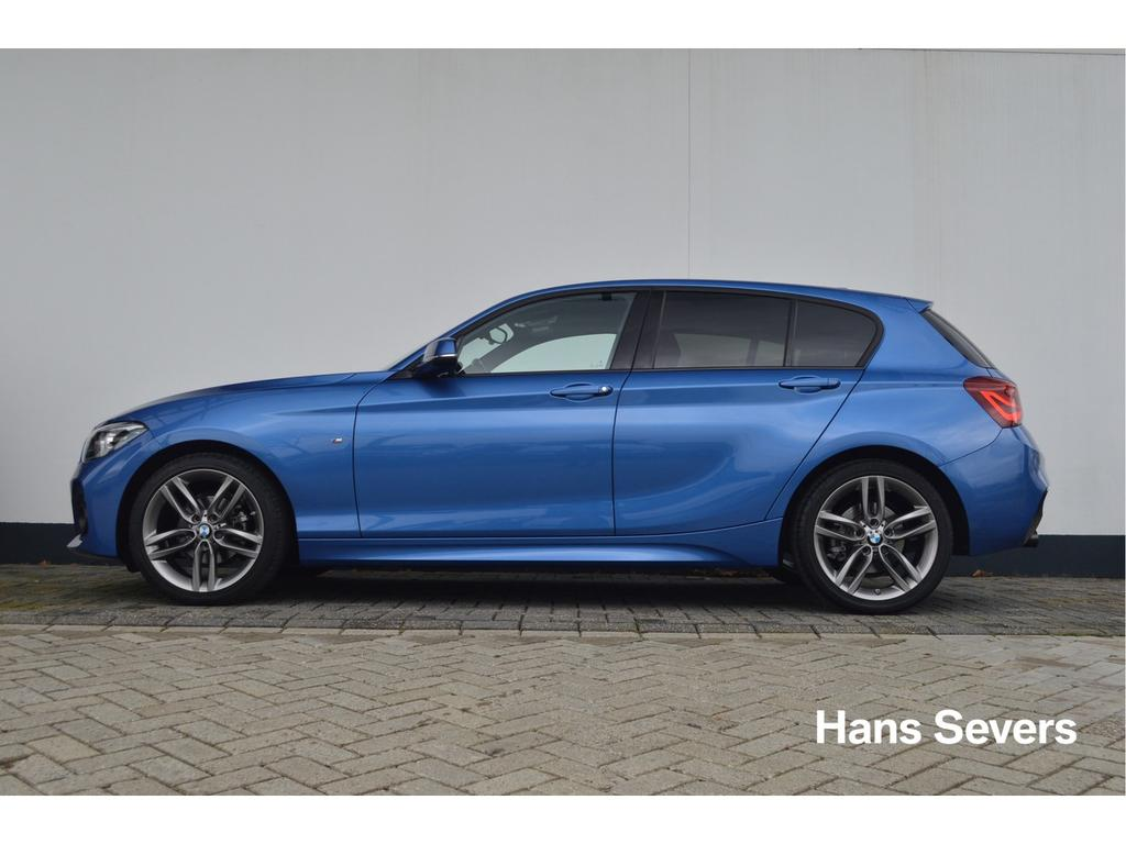 Bmw 1 serie 5-deurs 118i edition m sport shadow executive