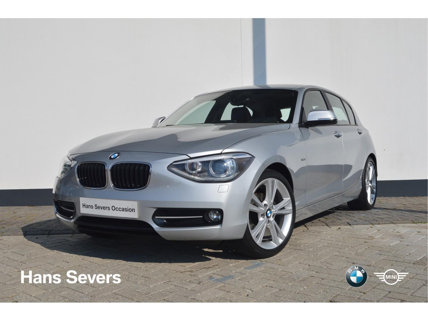 Bmw 1 serie 5-deurs 116i ede high executive