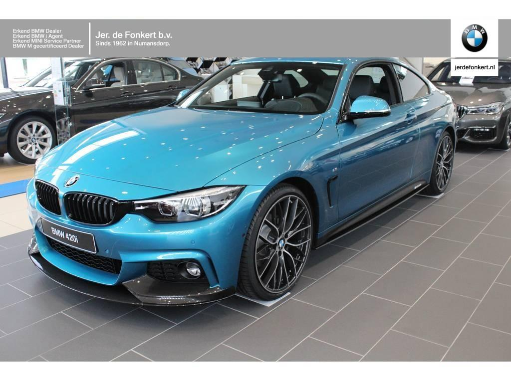 Bmw 4 serie 420i coupe high executive m performance