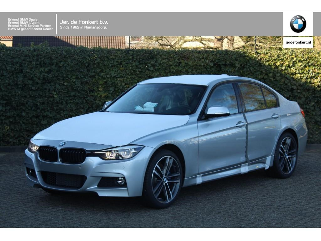 Bmw 3 serie 320i edition m sport shadow executive audio media pack