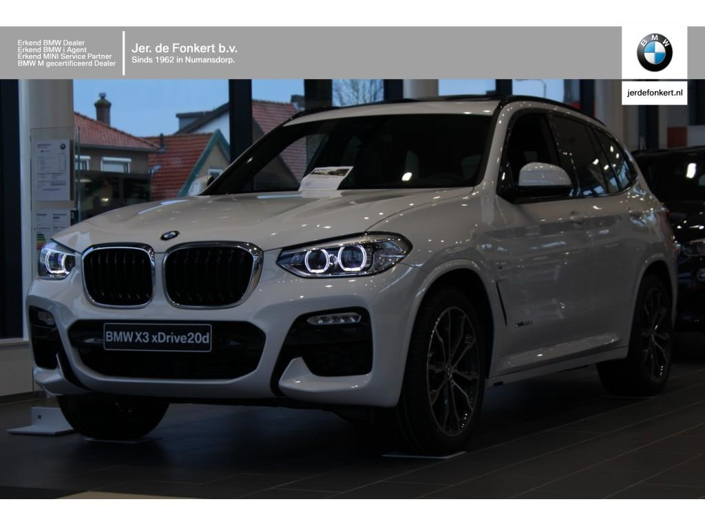 Bmw X3 Xdrive 20d executive m sport