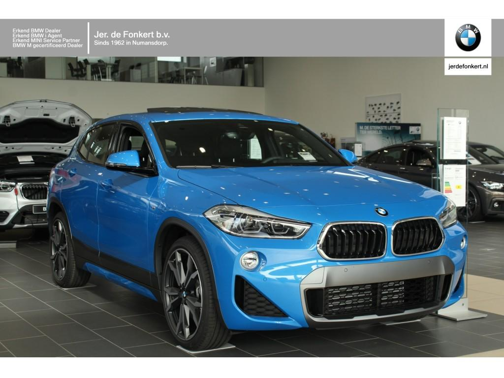 Bmw X2 Sdrive20i high executive m-sportpakket