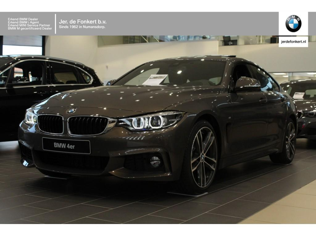 Bmw 4 serie 430i gran coupé high executive steptronic edition m-sportpakket