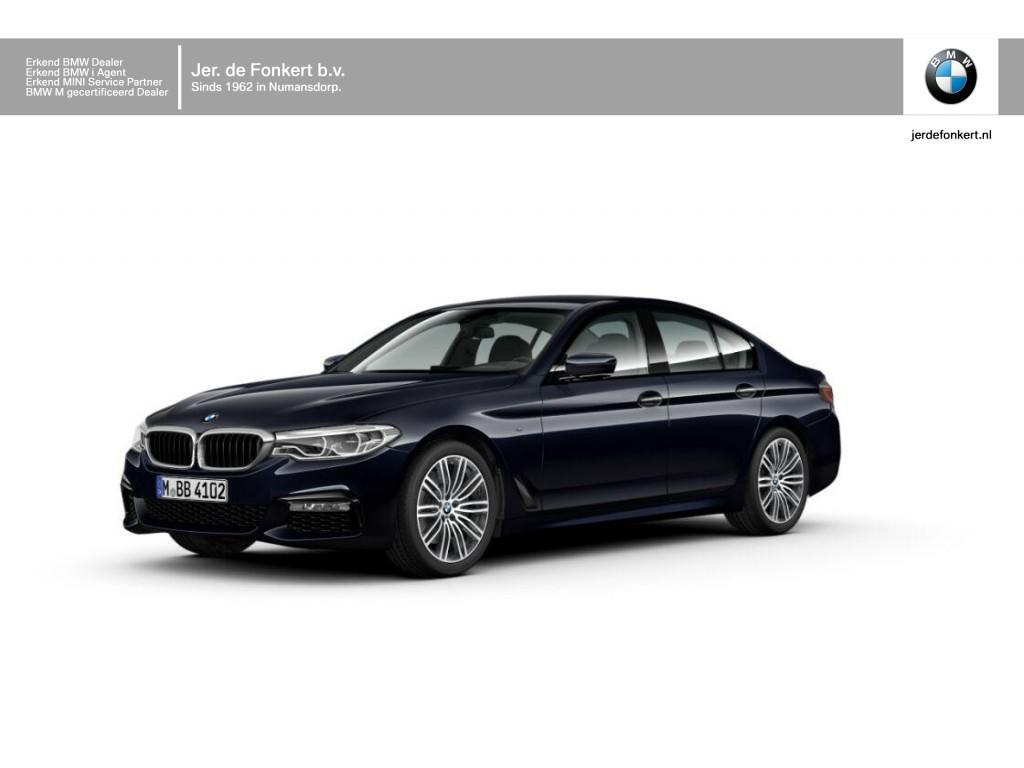 Bmw 5 serie 520i high executive m sportpakket