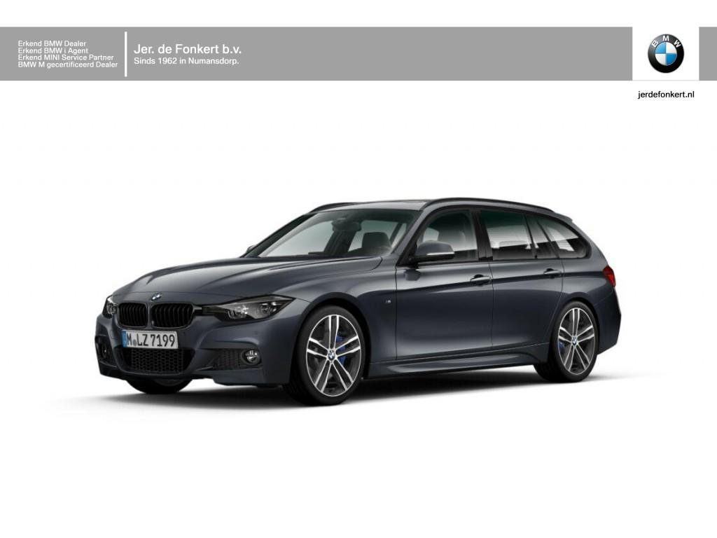 Bmw 3 serie 320i touring m sport shadow edition / audio media pack
