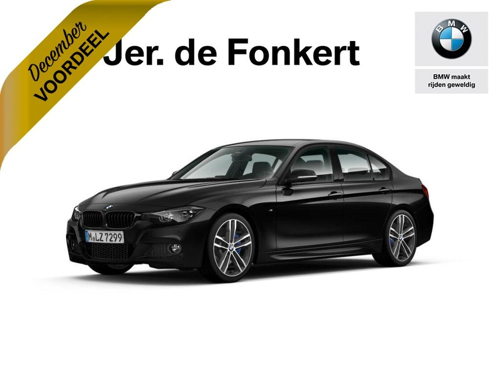 Bmw 3 serie 320i sedan m-sport shadow - hud - dab - executive