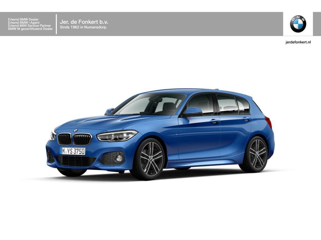 Bmw 1 serie 118i m sportpakket high executive audio media pack
