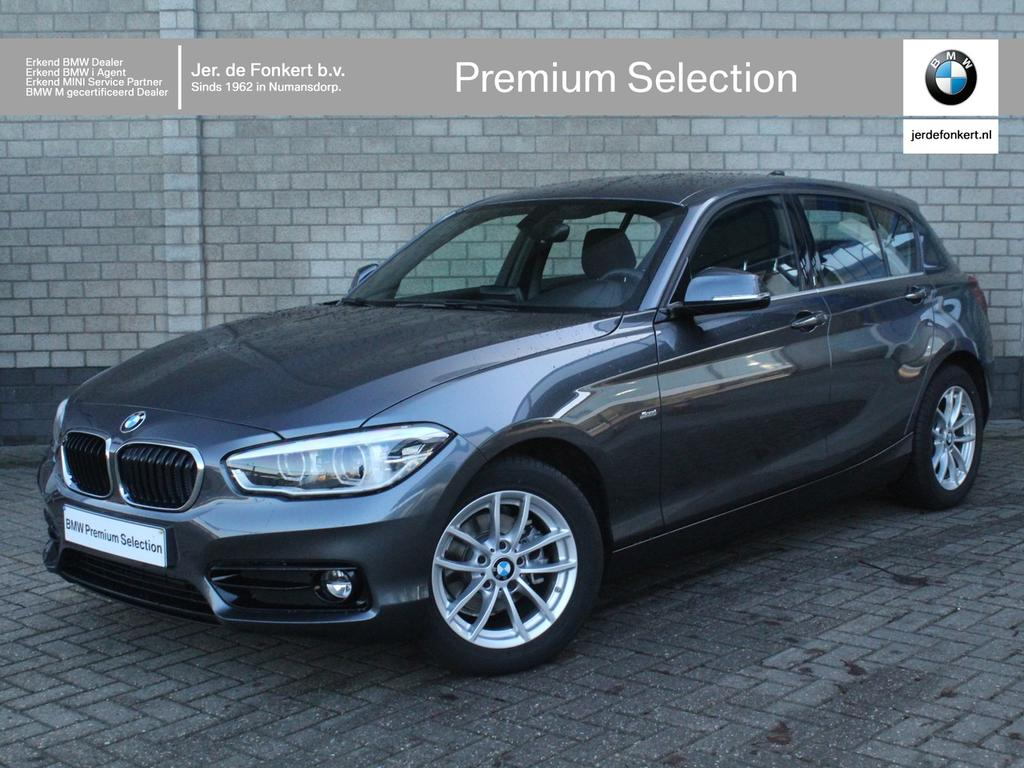 Bmw 1 serie 118i 5-deurs executive