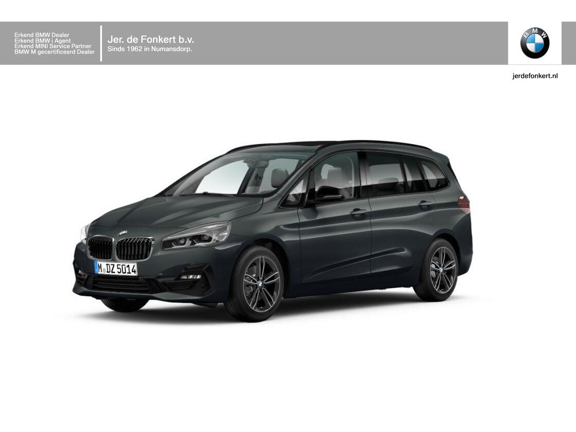 Bmw 2 serie Gran tourer 218i 7p. high executive edition sport line