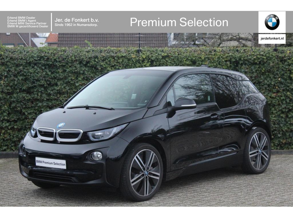 Bmw I3 Black edition range extender comfort advance 7% bijtelling