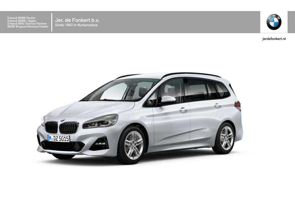 Bmw 2 serie Gran tourer 218i 7p. executive m sportpakket