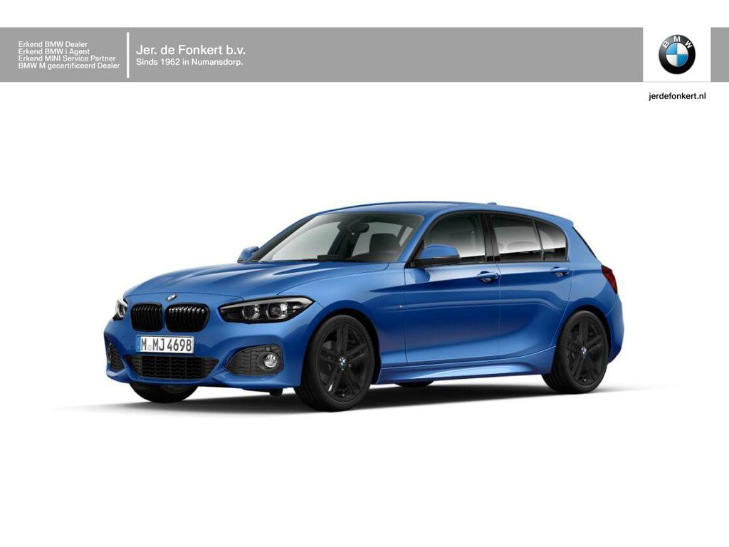 Bmw 1 serie 118i m sport shadow edition high executive