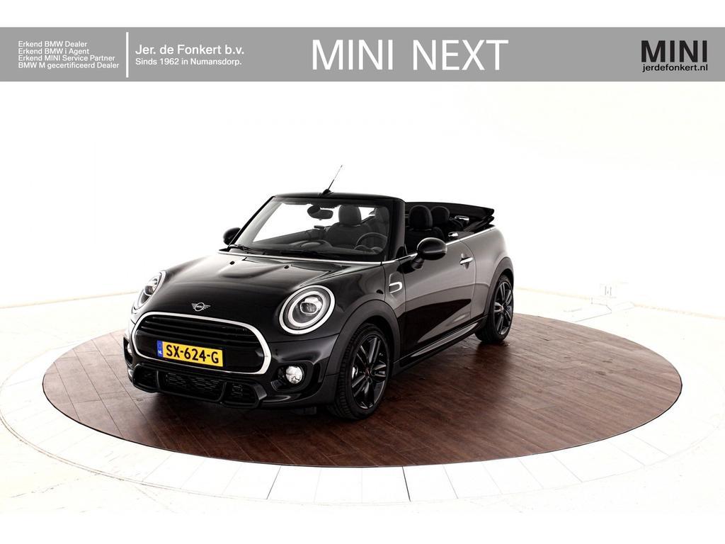 Mini Cabrio Te bezichtigen op afspraak
