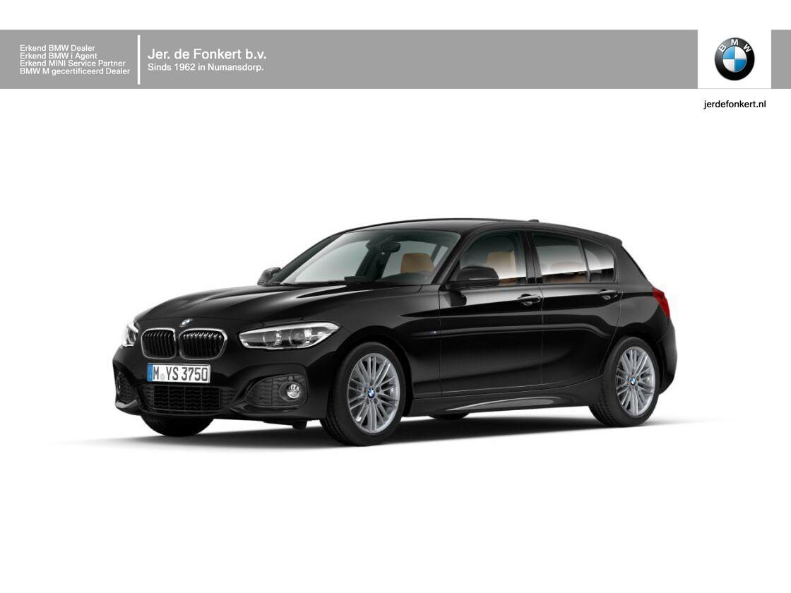 Bmw 1 serie 118i high executive m-sportpakket