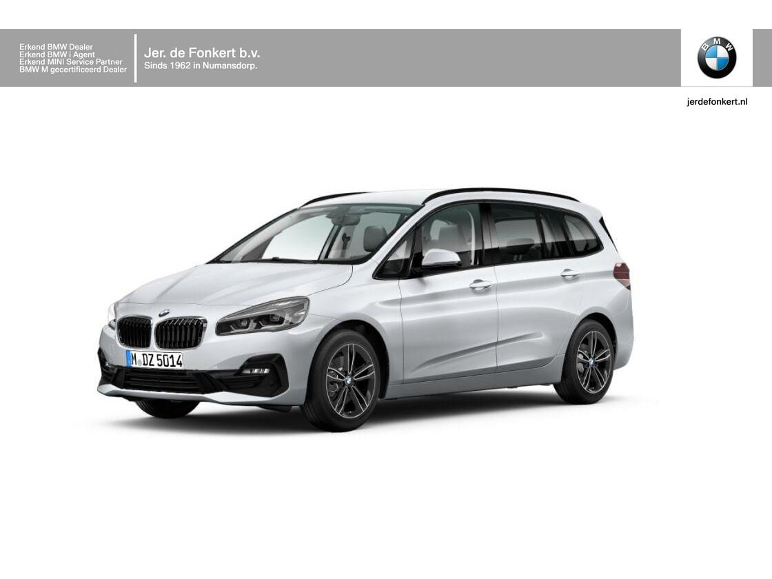 Bmw 2 serie Gran tourer 218i 7p. executive edition model sport line