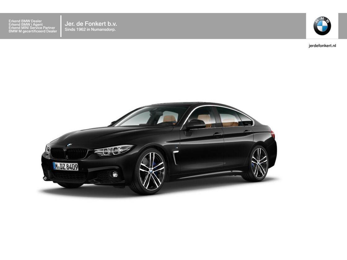 Bmw 4 serie Gran coupé 418i high executive edition