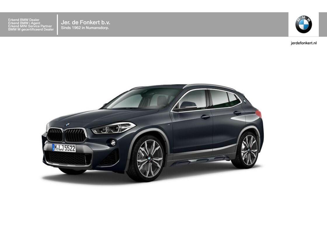 Bmw X2 2.0i sdrive high executive edition