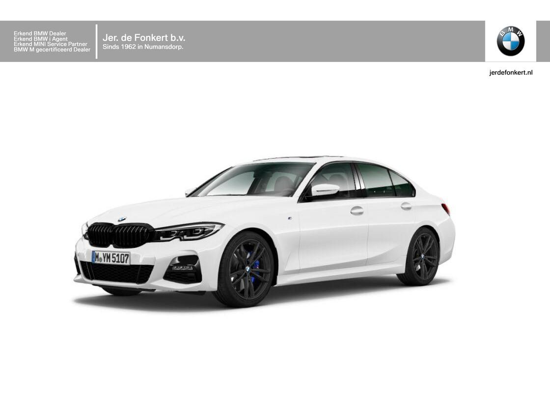 Bmw 3 serie Sedan 320i high executive edition