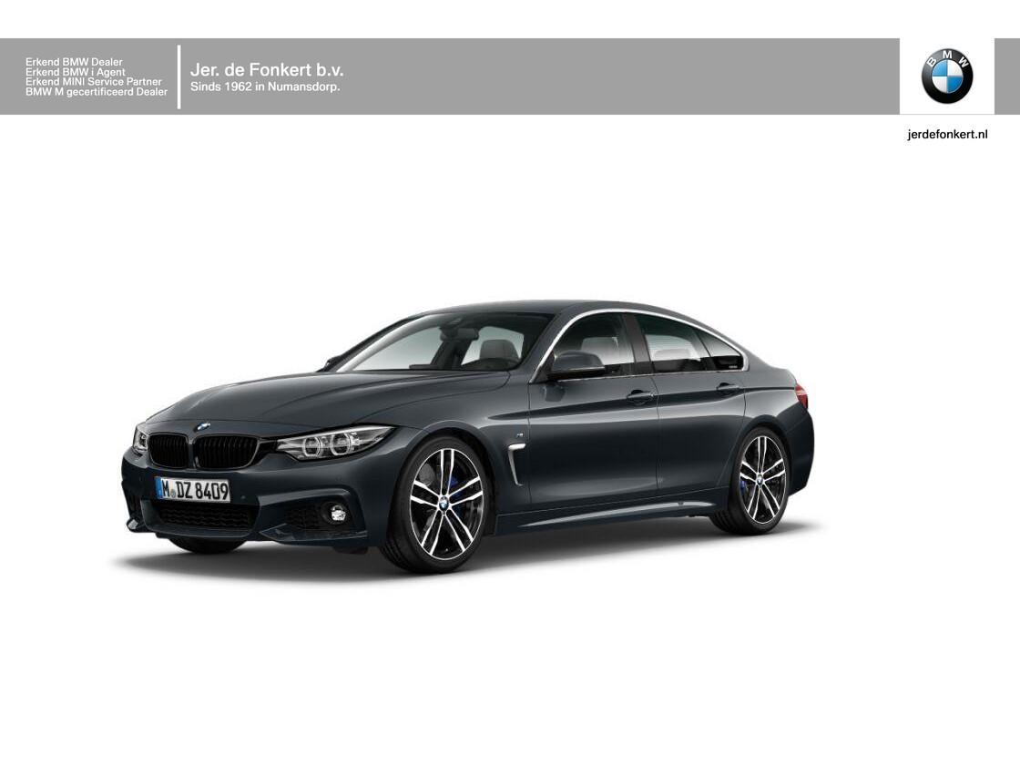 Bmw 4 serie Gran coupé 420i high executive edition