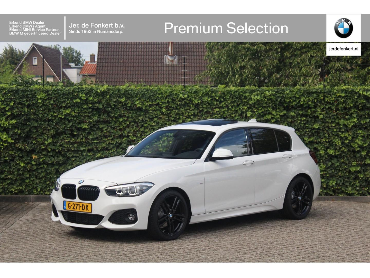 Bmw 1 Serie 118i Edition M Sport Shadow Bij Jer De Fonkert Bv Bmw Dealer