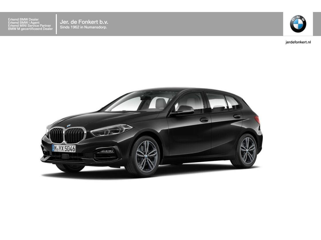 Bmw 1 serie 118i corporate executive sport