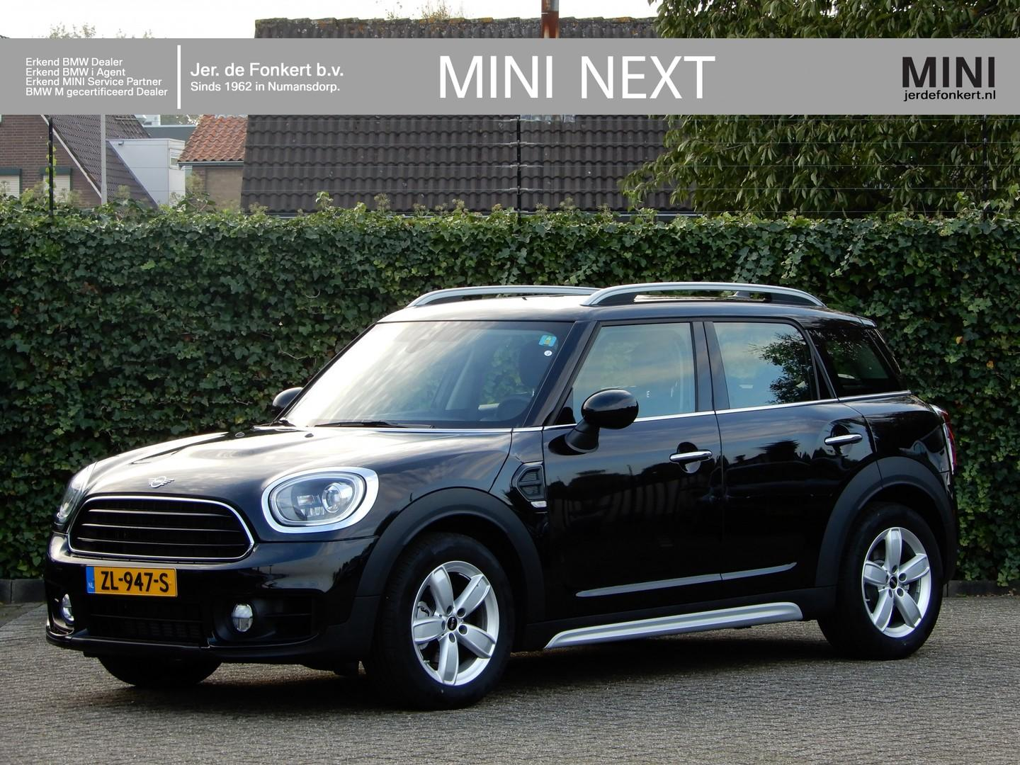 Mini Countryman Cooper pepper