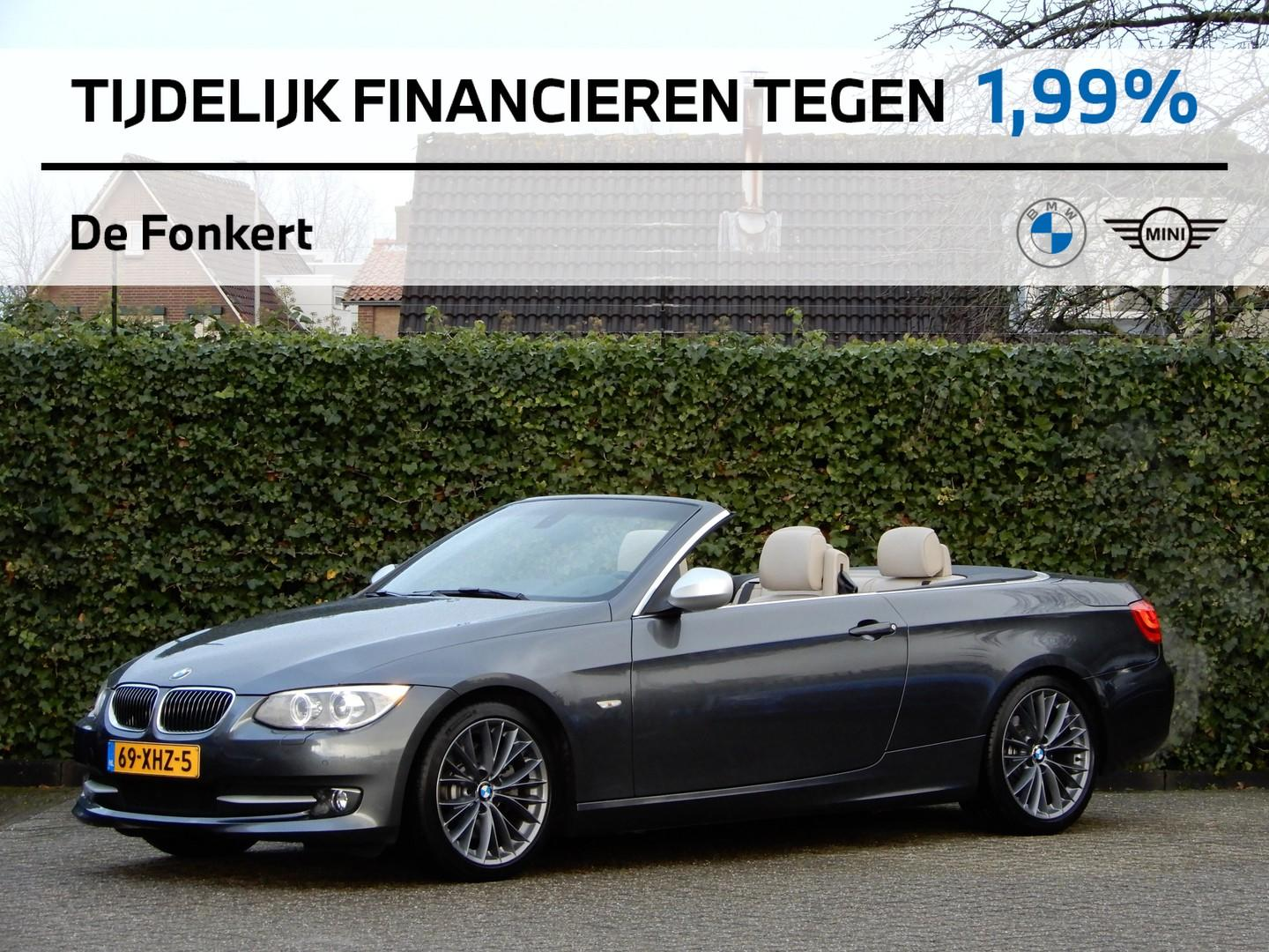 Bmw 3 serie Cabriolet 325i exclusive edition