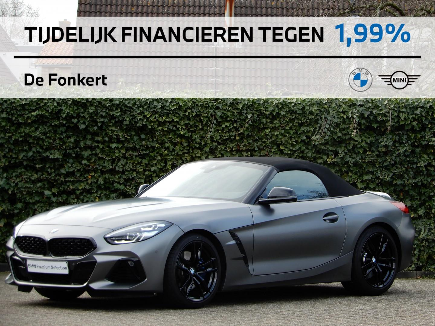 Bmw Z4 Roadster m40i high exe