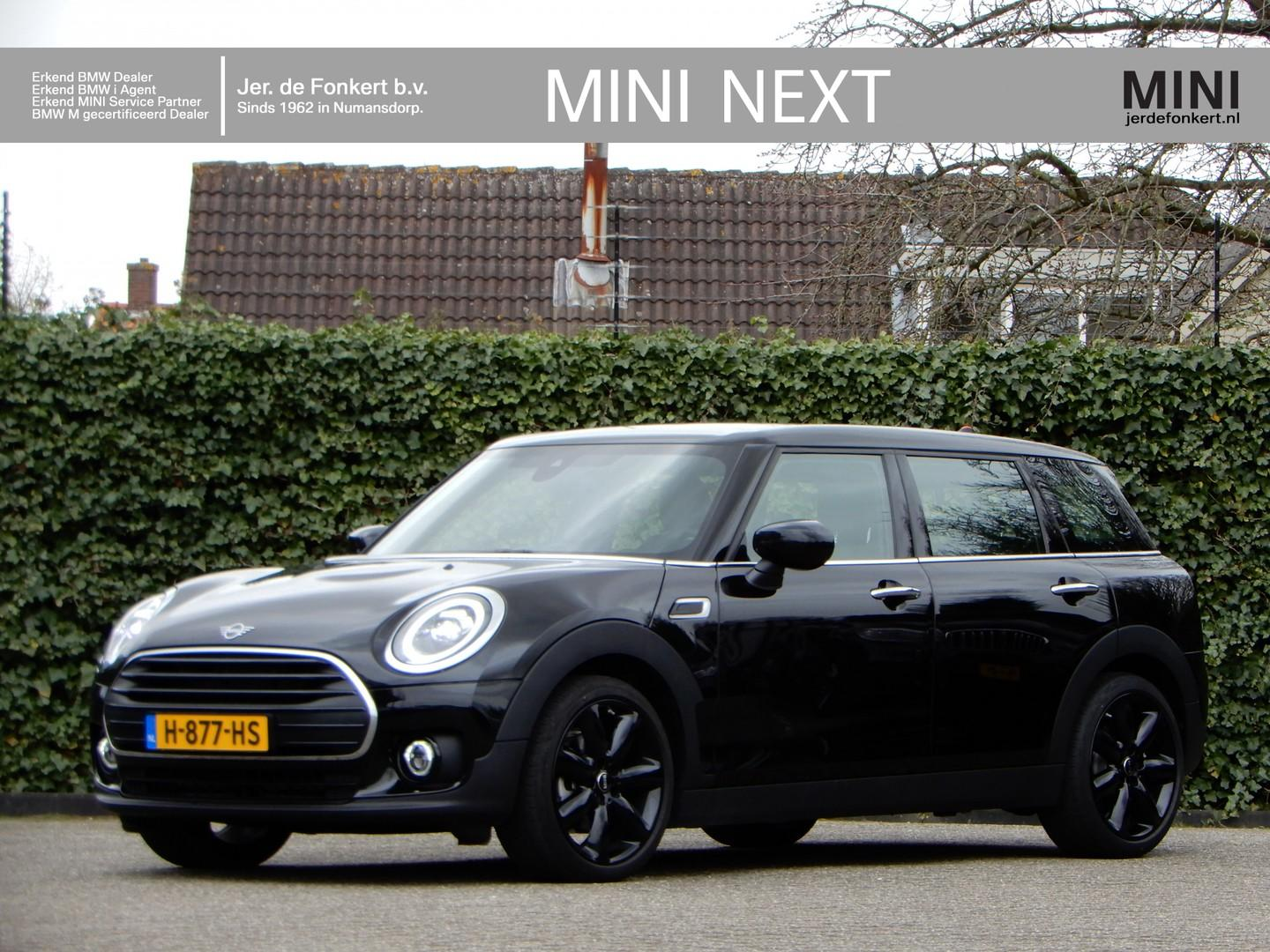 Mini Clubman Cooper pepper