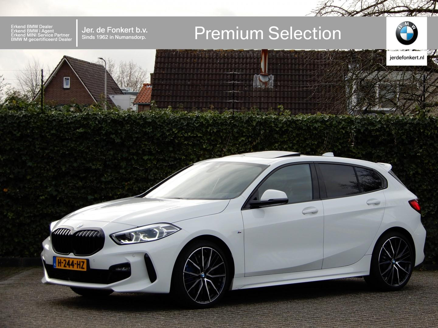 Bmw 1 serie 118i high exe